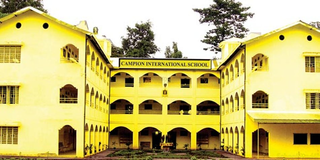 Campion International School - cover