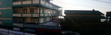 Godwin Modern School - cover