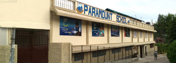 Paramount School - cover