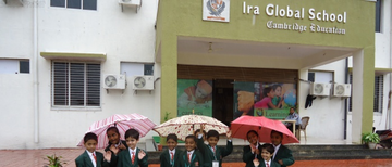 IRA Global School - cover