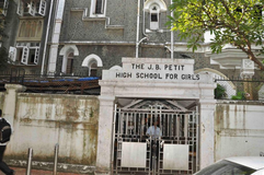 JB Petit High School - cover