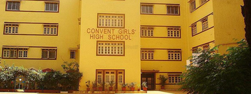 Convent Girls High School - cover