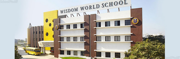 Wisdom World School Wakad - cover