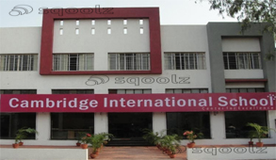 Cambridge International School - cover