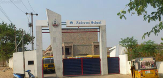 St Andrews High School - cover