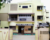 Vasavi Public School - cover