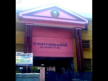 St Mary's High School Secunderabad - cover