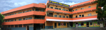 St Mary's High School Kukatpally - cover