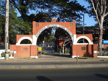 Rashtriya Military School - cover