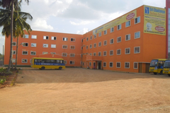 Sri Chaitanya Techno School Marathahalli - cover