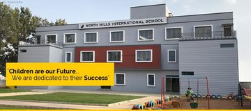 North Hills International School - cover