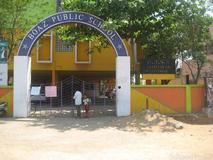 Boaz Public School - cover