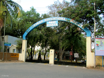 Sishya School - cover