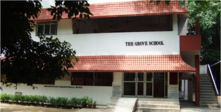 The Grove School - cover