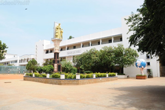Santhome Higher Secondary School - cover