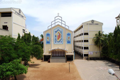 St Vincent's Matriculation Higher Secondary School - cover