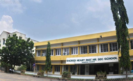 Sacred Heart Matriculation Higher Secondary School - cover