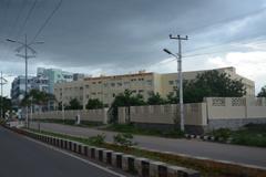 Maharshi Vidya Mandir - cover