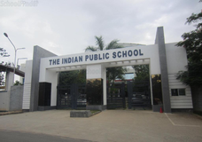 The Indian Public School Coimbatore - cover