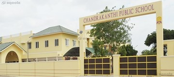 Chandrakanthi Public School - cover