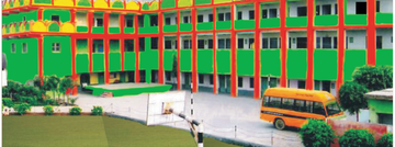 St Mark's Senior Secondary Public School Harsh Vihar - cover