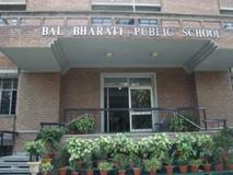 Bal Bharati School Pitampura - cover