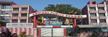 Abhinav Public School - cover