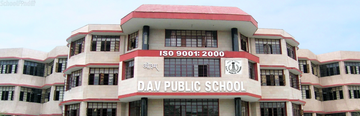 DAV Public School - cover