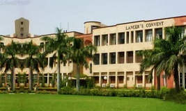 Lancer Convent School - cover