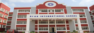 Ryan International School Indore - cover