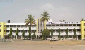 Indus World School - cover