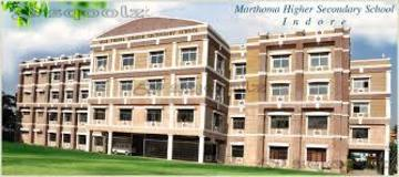 Mar Thoma Higher Secondary School - cover