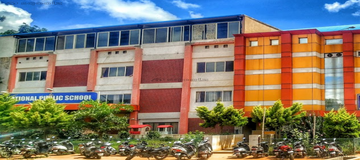 Aditya National Public School - cover