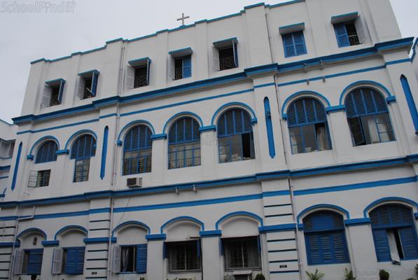 St James School - cover