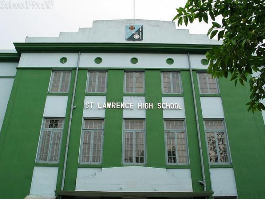 St Lawrence High School - cover