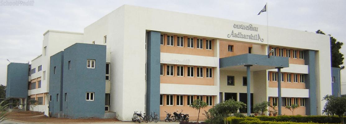 Aadharshila School - cover