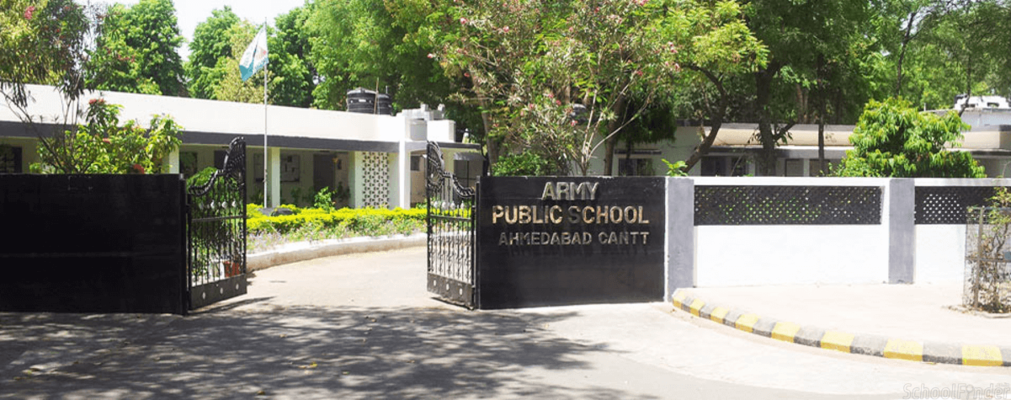 Army Public School Ahmedabad - cover