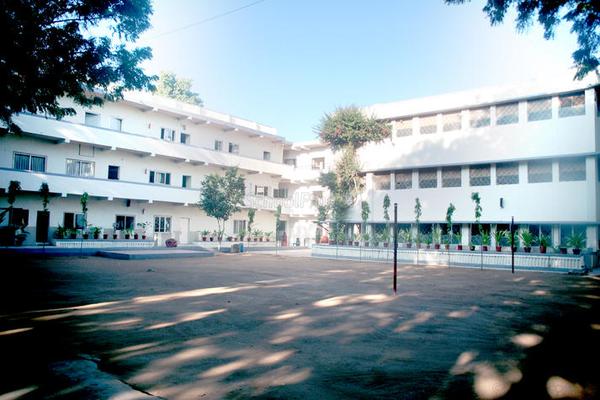 Firdaus Amrut Center School - cover