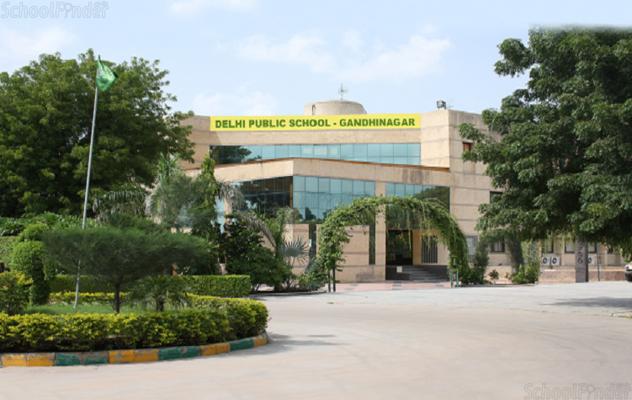 Delhi Public School Gandhinagar - cover