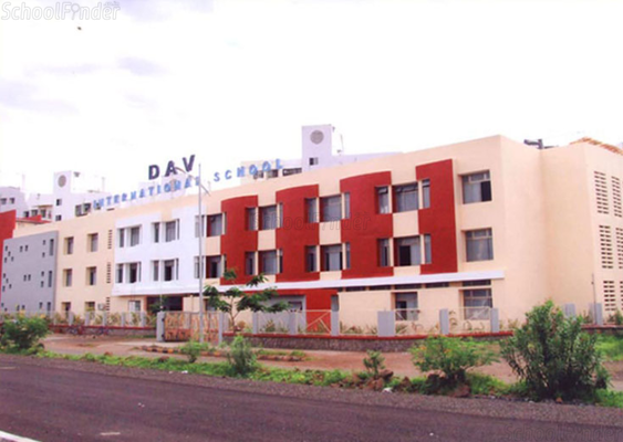 DAV International School Kharghar - cover