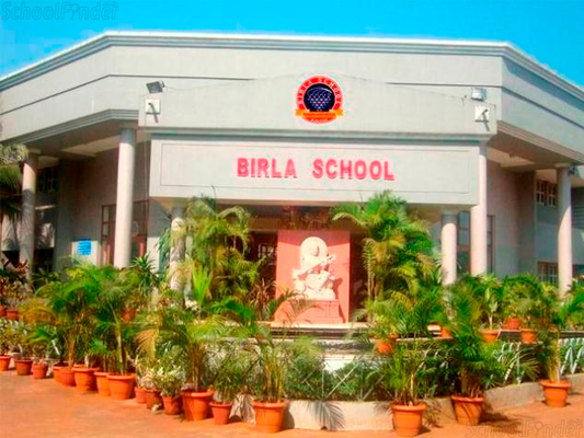 Birla School - cover