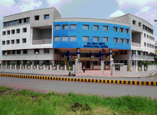 Muljibhai Mehta International School - cover