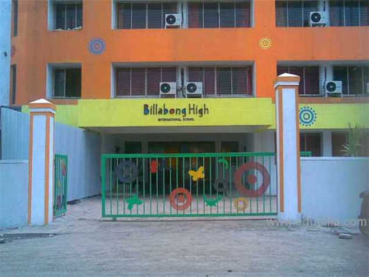 Billabong High International School Juhu - cover