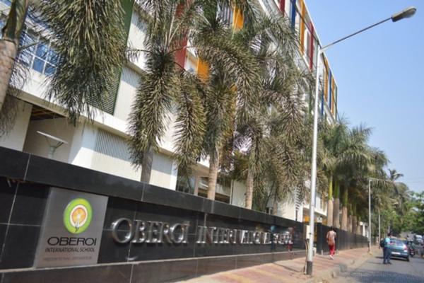 Oberoi International School - cover