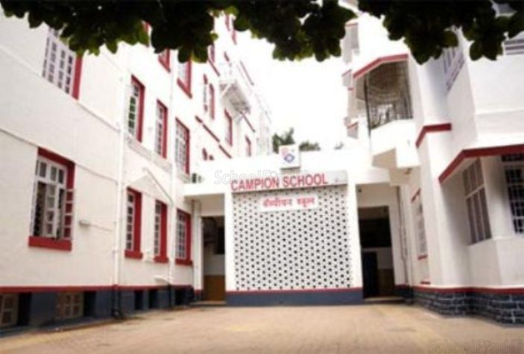 Campion School - cover