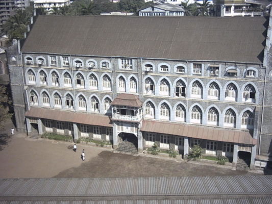 St Mary's School Mumbai - cover