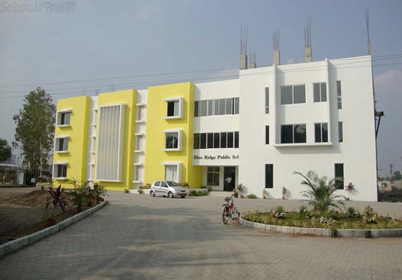Blue Ridge Public School Hinjewadi - cover