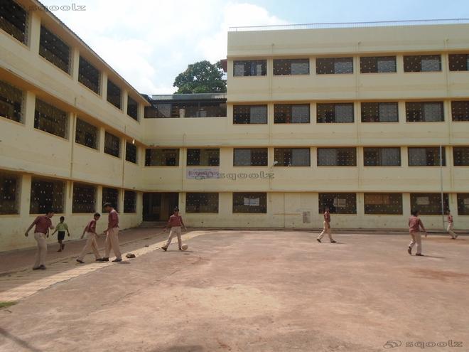 Dr Kalmadi Shamarao High School Aundh - cover
