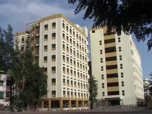 Dr Kalmadi Shamarao High School Kothrud - cover