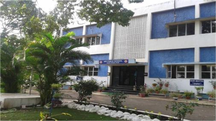 Air Force School Viman Nagar - cover